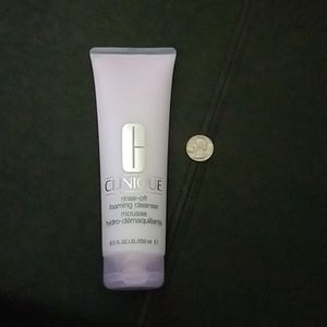 Clinique Rinse-Off Foaming Cleanser 8.5